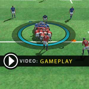 Rugby 18 Gameplay Video