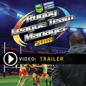 Rugby League Team Manager 2018 Digital Download Price Comparison