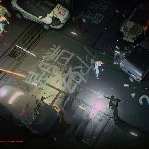 RUINER - Game Environment