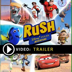 RUSH A Disney PIXAR Adventure Digital Download Price Comparison