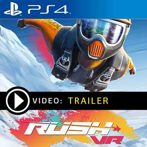 RUSH VR PS4 Prices Digital or Box Edition