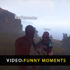 Rust - Funny Moments