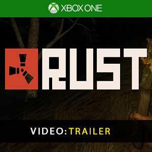 Rust Xbox One Trailer Video