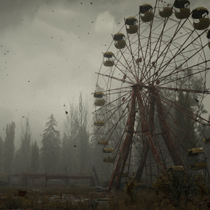 S.T.A.L.K.E.R. 2 - Chernobyl Exclusion Zone