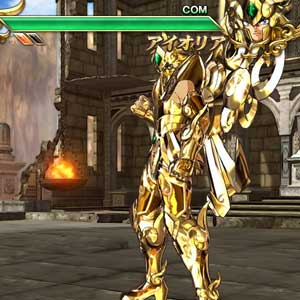 Saint Seiya Soul Soldiers PS4 Versus