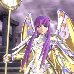 Saint Seiya Soul Soldiers PS4 Character