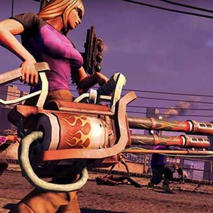 Saints Row 4 Weapon