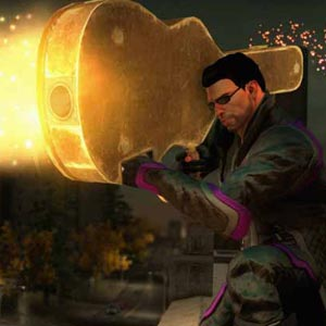 Saints Row 4 Xbox One Character Weapon