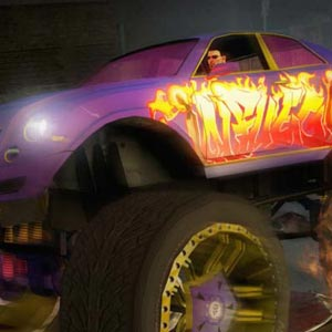 Saints Row 4 Vehicle
