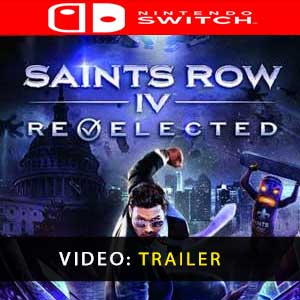 Saints Row 4 Re-Elected Nintendo Switch Prices Digital or Box Edition