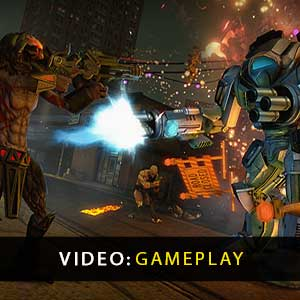 Saints Row 4 Re-Elected Gameplay Video