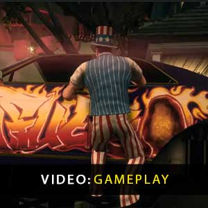 Saints Row 4 Gameplay Video
