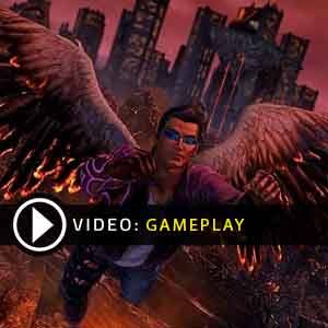 Saints Row Gat Out of Hell Gameplay Video