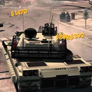 Saints Row the Third Tank