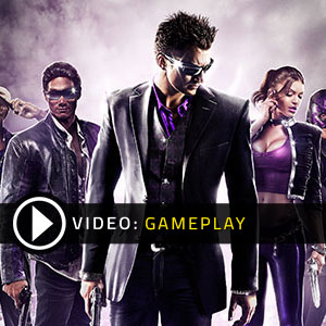 Saints Row The Third Gameplay Video