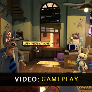 Sam & Max Save the World Video Gameplay