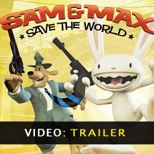 Sam & Max Save the World Video Trailer