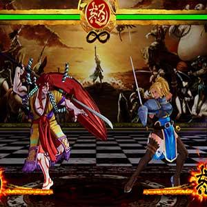 Kyoshiro vs Charlotte