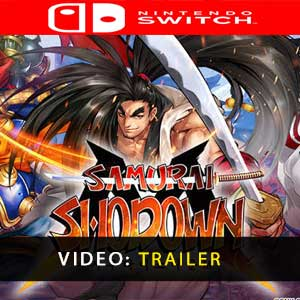 Samurai Shodown Nintendo Switch Prices Digital or Box Edition