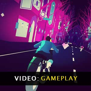 Sayonara Wild Hearts Video Gameplay