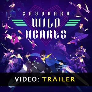 Sayonara Wild Hearts Video Trailer