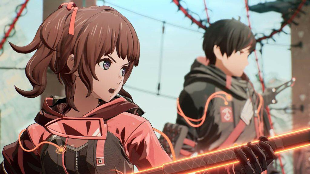 Scarlet Nexus Characters