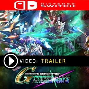 SD Gundam G Generation Cross Rays Nintendo Switch Prices Digital Or Box Edition