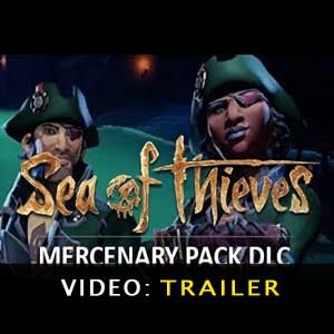 Sea of Thieves Mercenary Pack Digital Download Price Comparison
