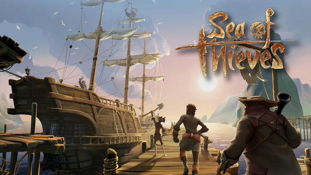 Sea Of Thieves Update Banner