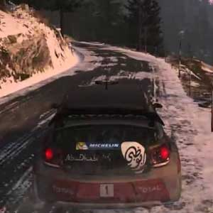 Sebastien Loeb Rally EVO Xbox One Rally Car