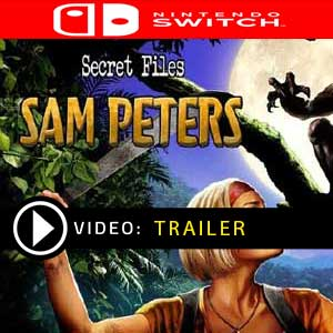 Secret Files Sam Peters Nintendo Switch Prices Digital or Box Edition
