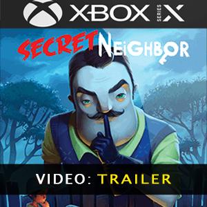 Secret Neighbor Video Trailer