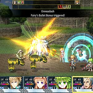 Fairy's Bullet