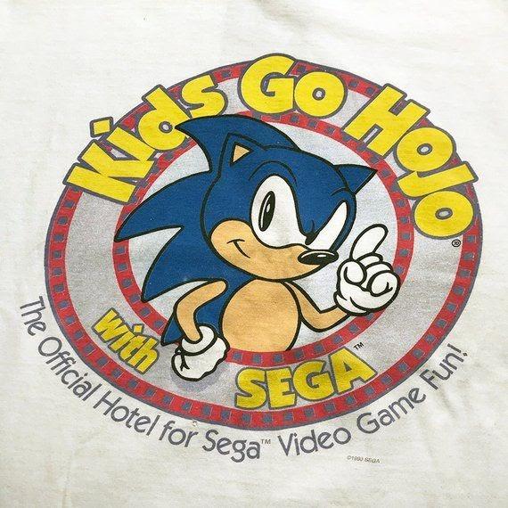 Kids Go Hojo with Sega