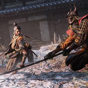 Sekiro Shadows Die Battle