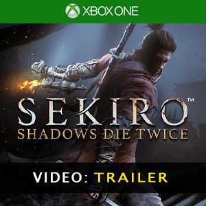 Sekiro Shadows Die Twice trailer video