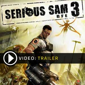 Buy Serious Sam 3 BFE cd key compare price best deal