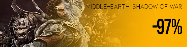Middle-Earth: Shadow of War Best Deal