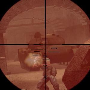 Shadow Ops Red Mercury : Target