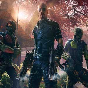Shadow Warrior 2 - Characters