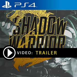Shadow Warrior 2 PS4 Prices Digital or Box Edition