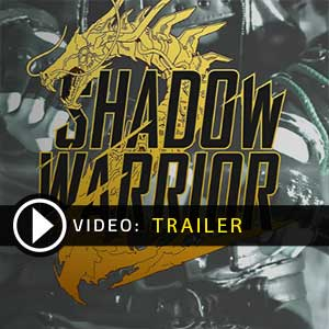 Buy Shadow Warrior 2 CD Key Compare Prices