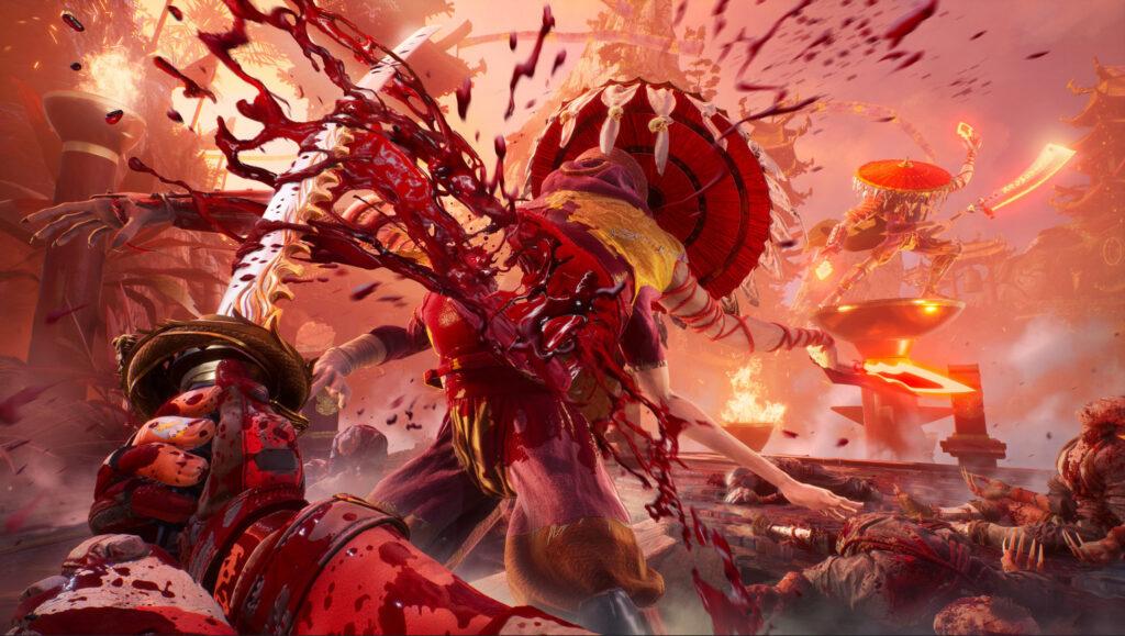 Shadow Warrior 3 Gore