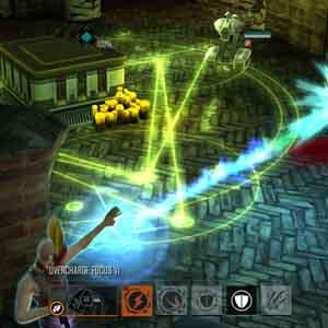 Shadowrun Chronicles - Overcharge Focus