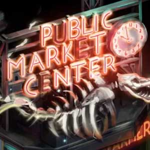 Shadowrun Returns - Market