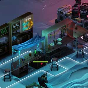 Shadowrun Returns - Bar