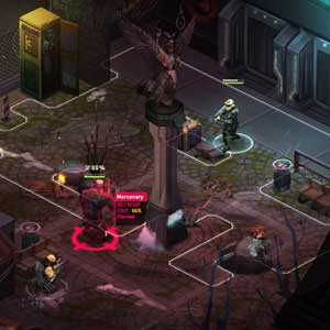 Shadowrun Returns Dragonfall Mercenary