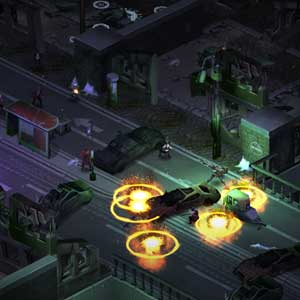 Shadowrun Returns Dragonfall Battle