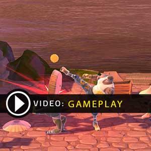 Shaq Fu A Legend Reborn Gameplay Video
