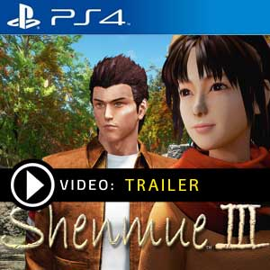 Shenmue 3 PS4 Prices Digital or Box Edition